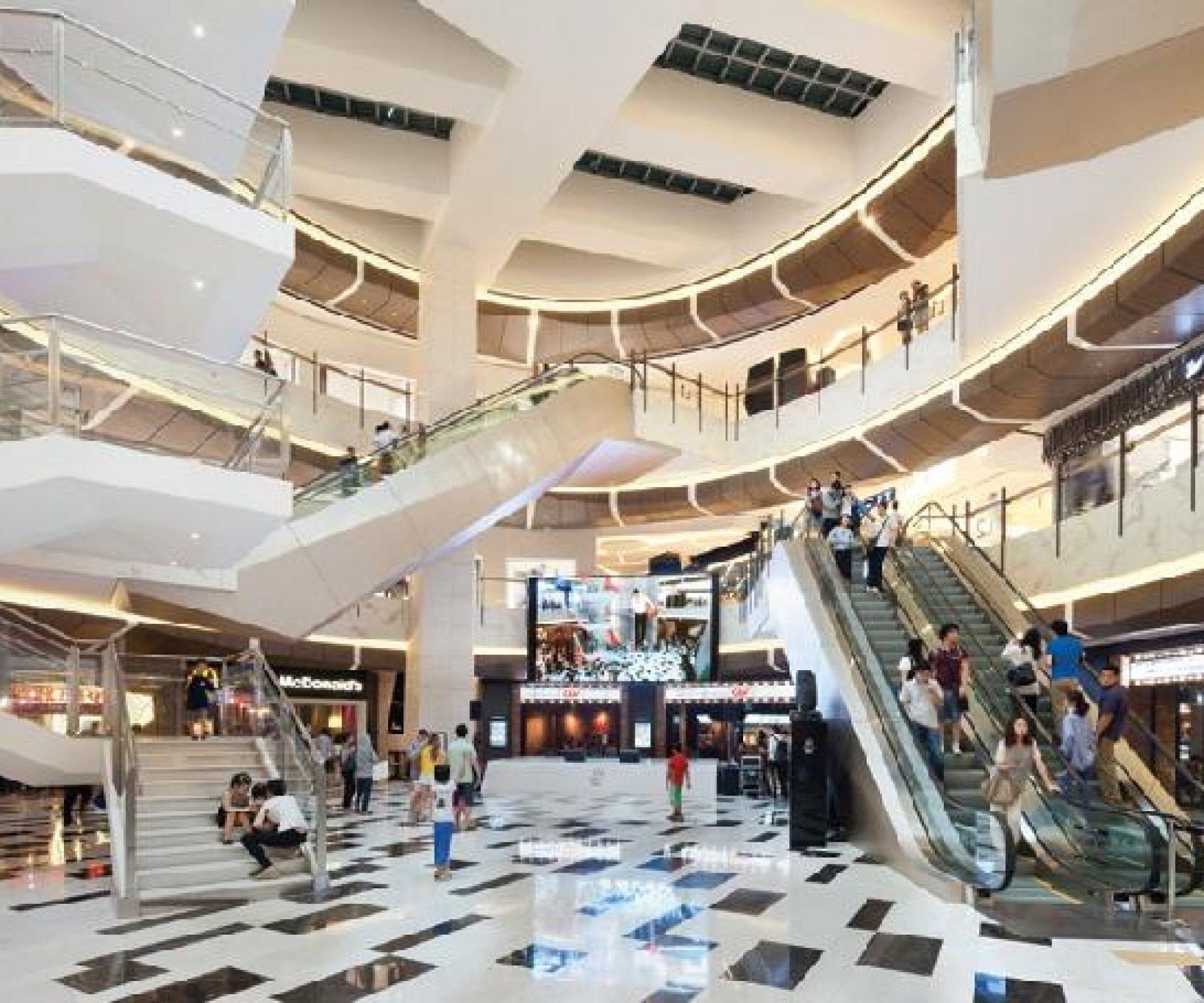 IFC Mall | Yeongdeungpo-gu, Seoul