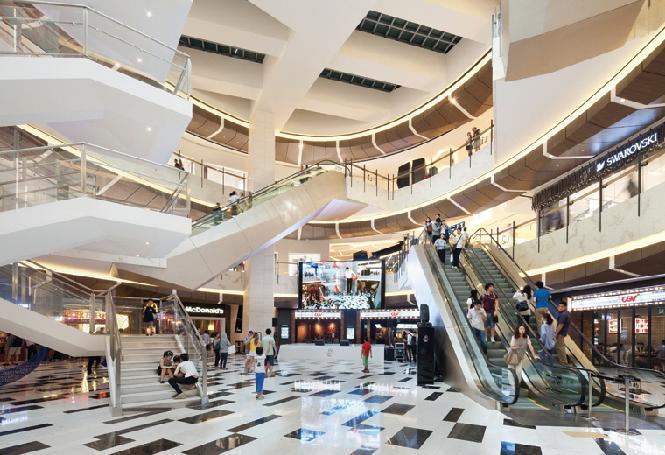 IFC Mall   Yeongdeungpo-gu, Seoul