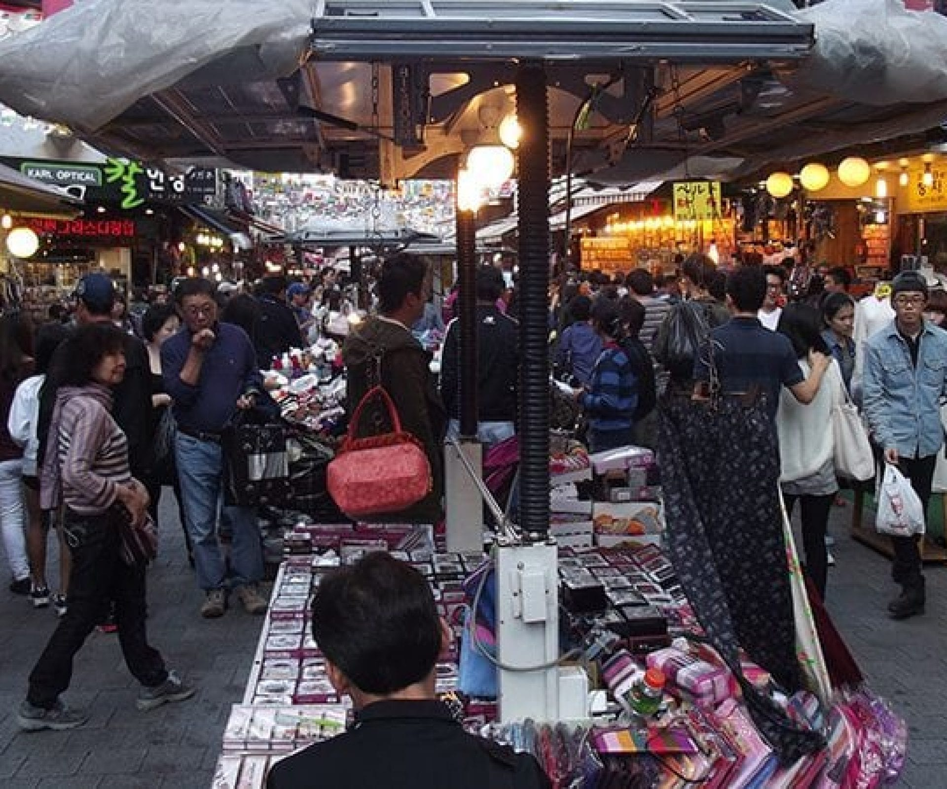 Dongdaemun Market | Jung-gu, Seoul