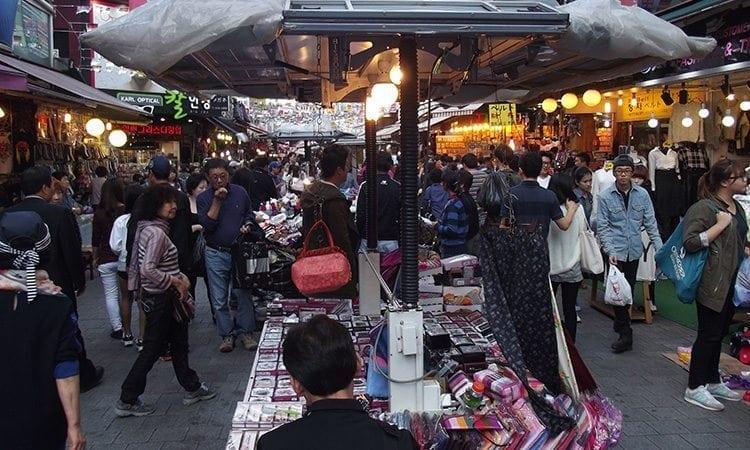 Dongdaemun Market   Jung-gu, Seoul