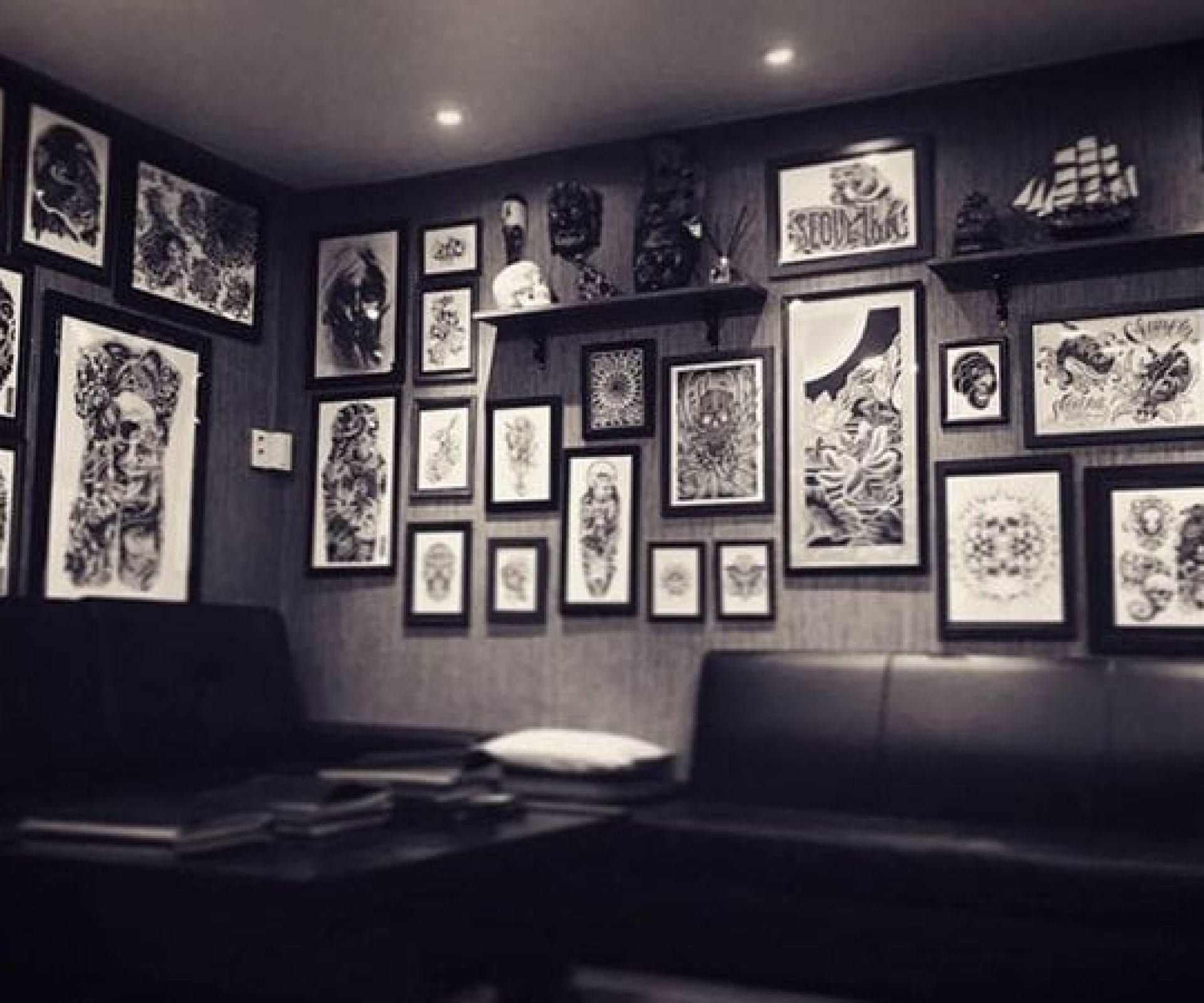 Seoul Ink Tattoo Studio | Gangnam-gu, Seoul