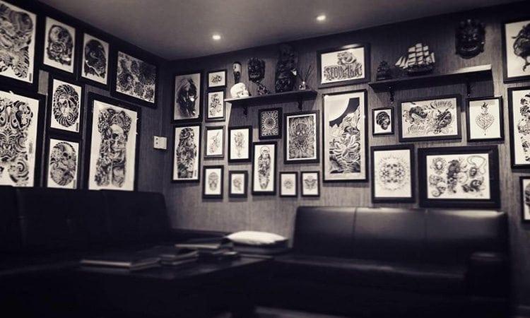Seoul Ink Tattoo Studio | Gangnam-gu, Seoul