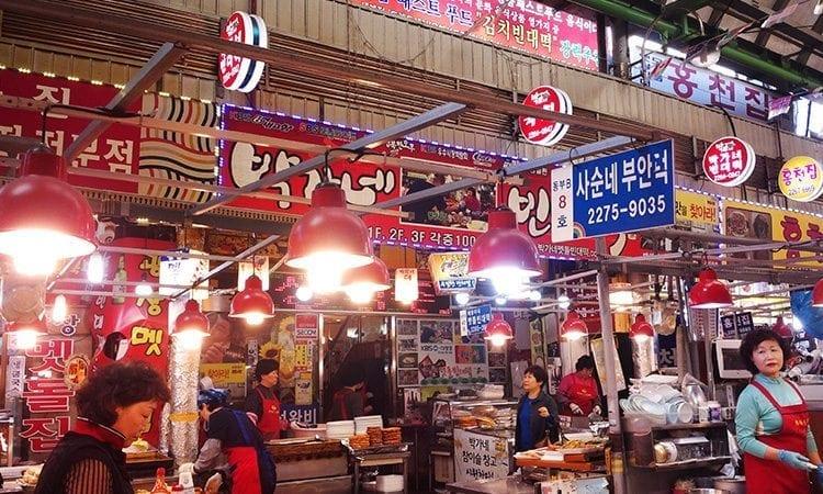 Majang Meat Market   Seongdong-gu, Seoul
