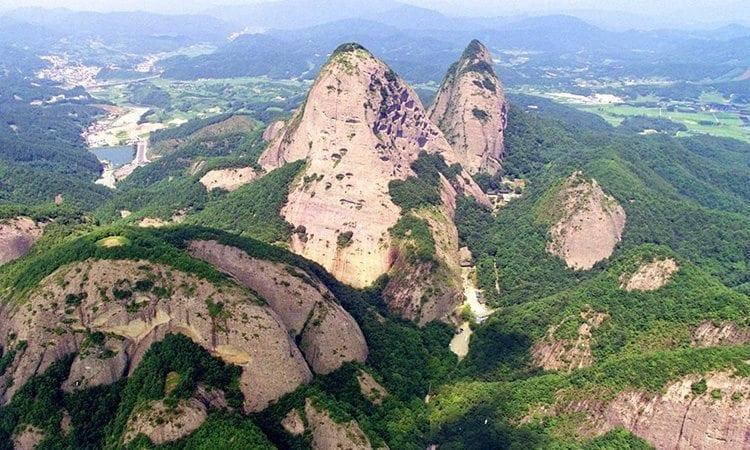Maisan Mountain | Jinan-gun, Jeollabuk-do