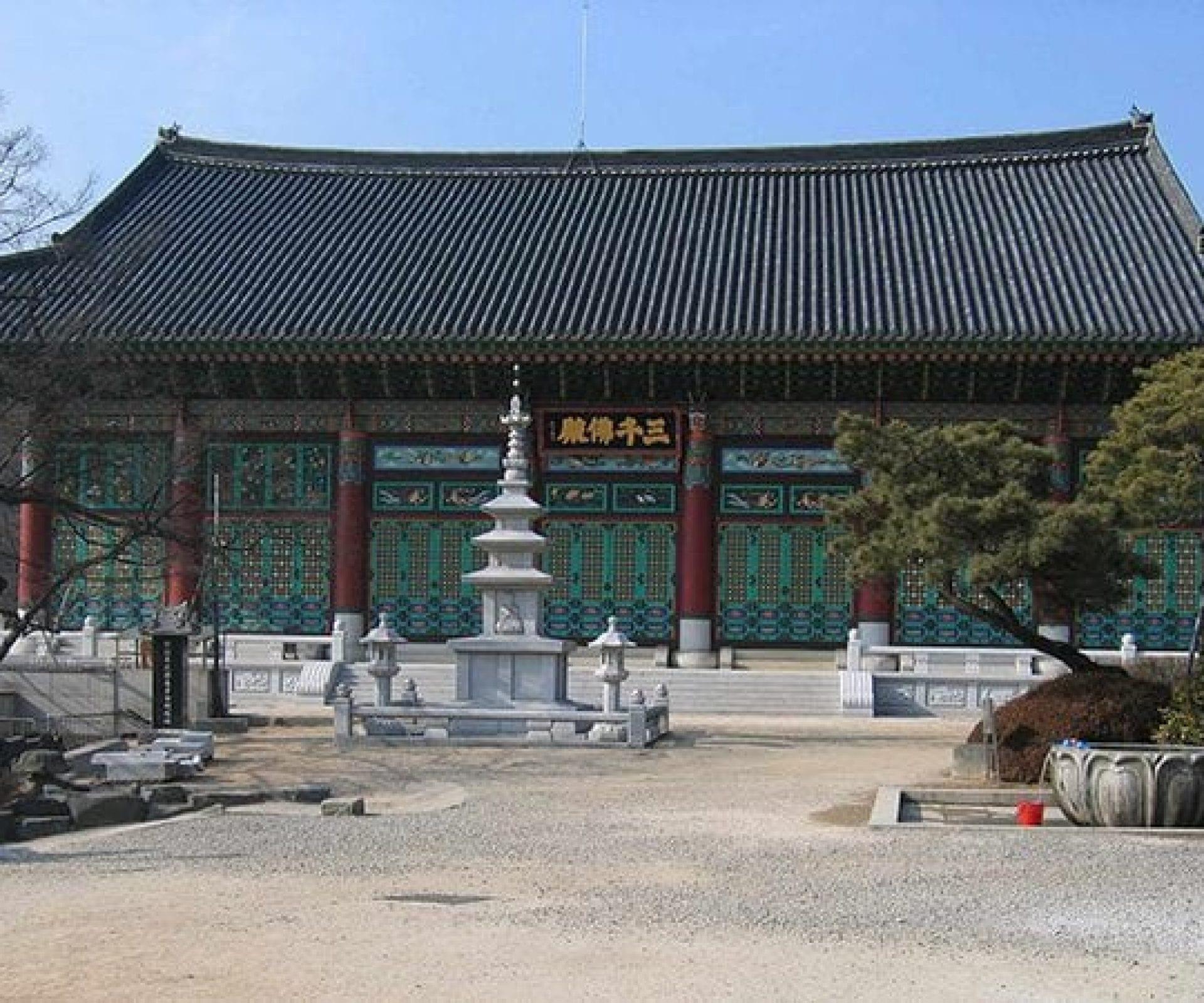 Bongwonsa Temple | Seodaemun-gu, Seoul
