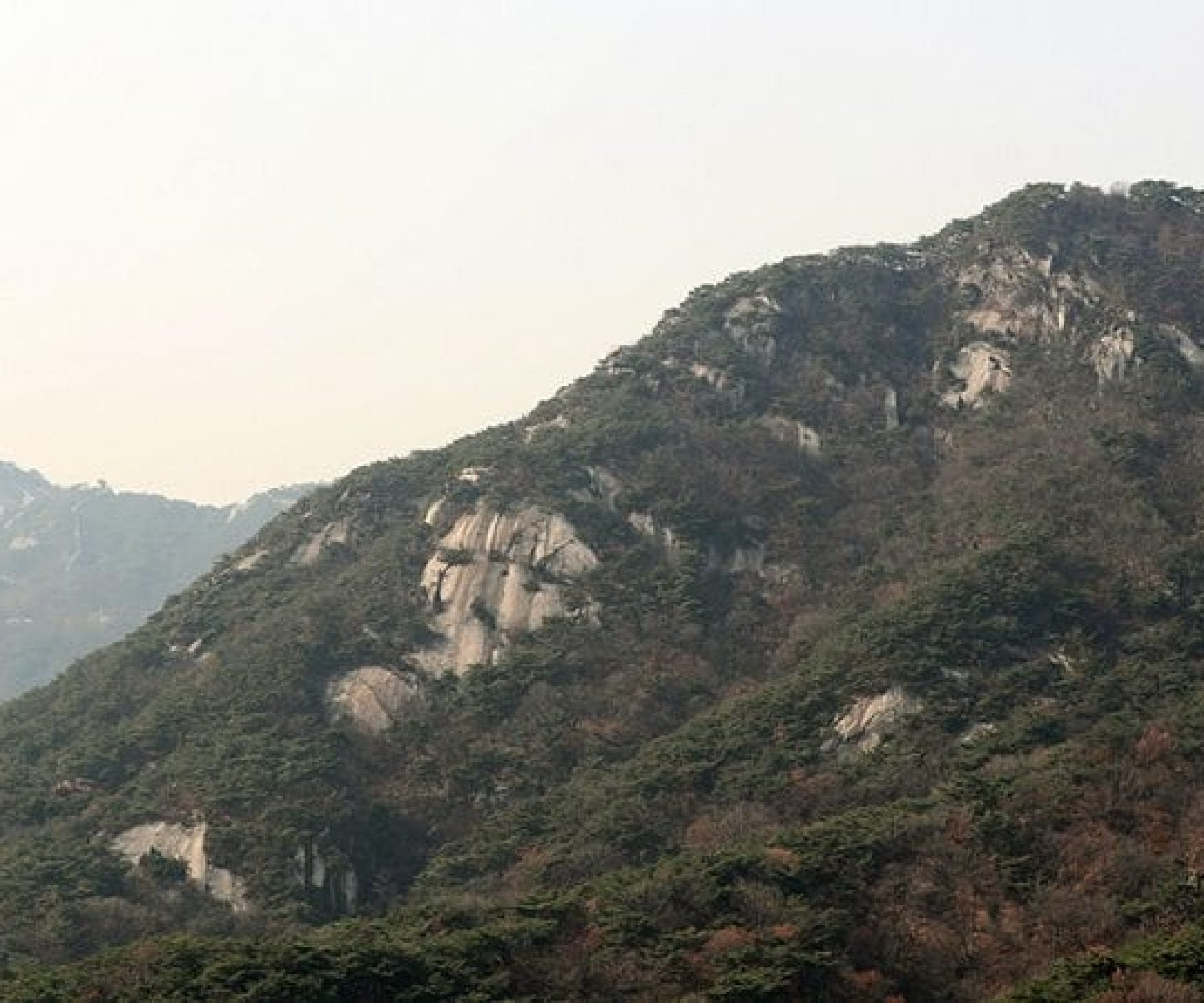 Bugaksan Mountain | Jongno-gu, Seoul