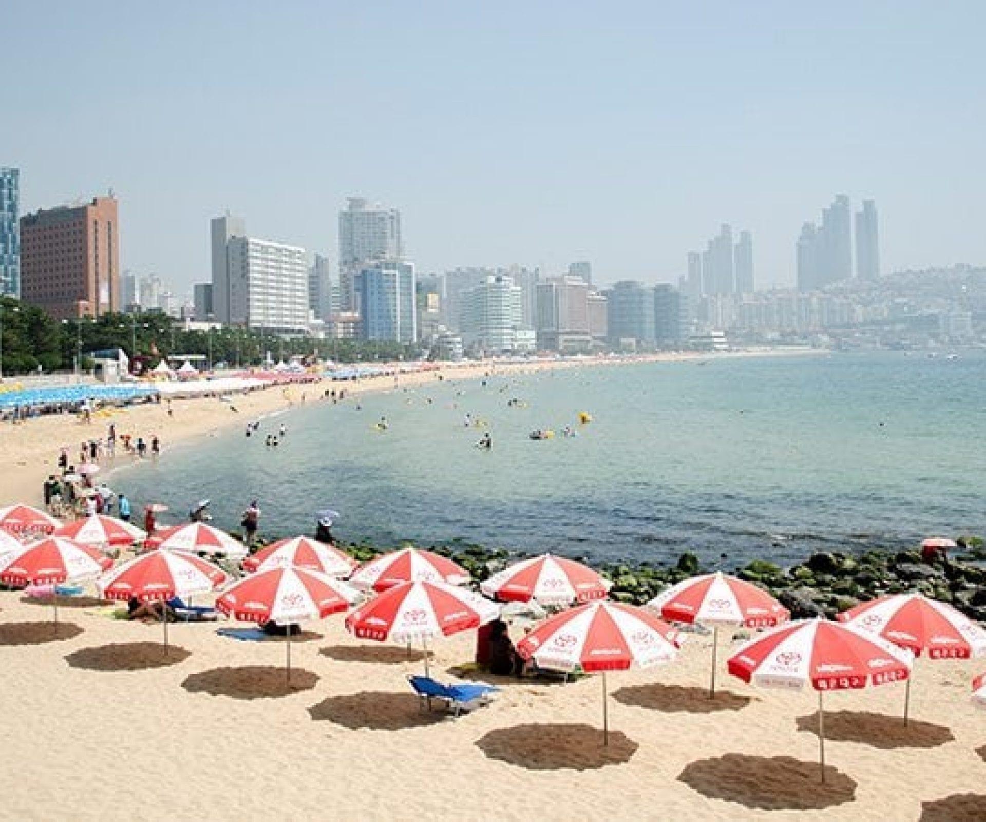 Haeundae Beach | Haeundae-gu, Busan