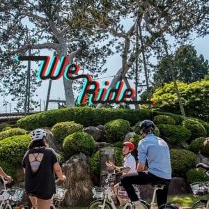 We Ride Korea   Jongno-gu, Seoul