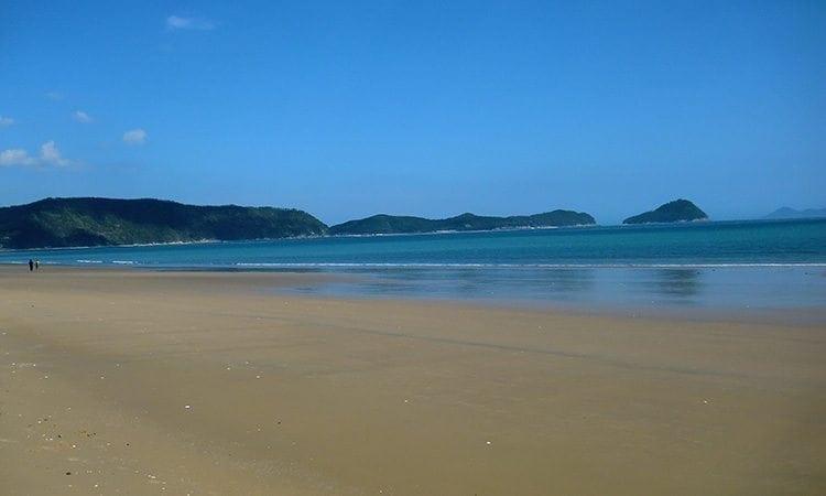 Myeongsasimni Beach | Sinji-myeon, Jeollanam-do