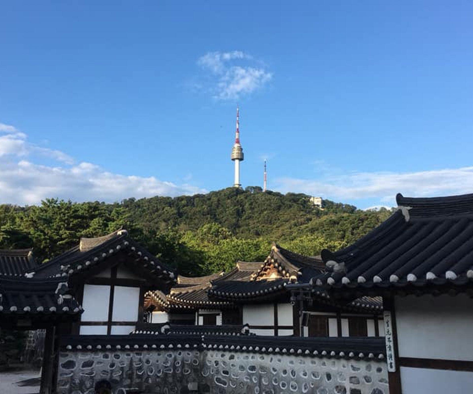 Namsangol Hanok Village | Jung-gu, Seoul