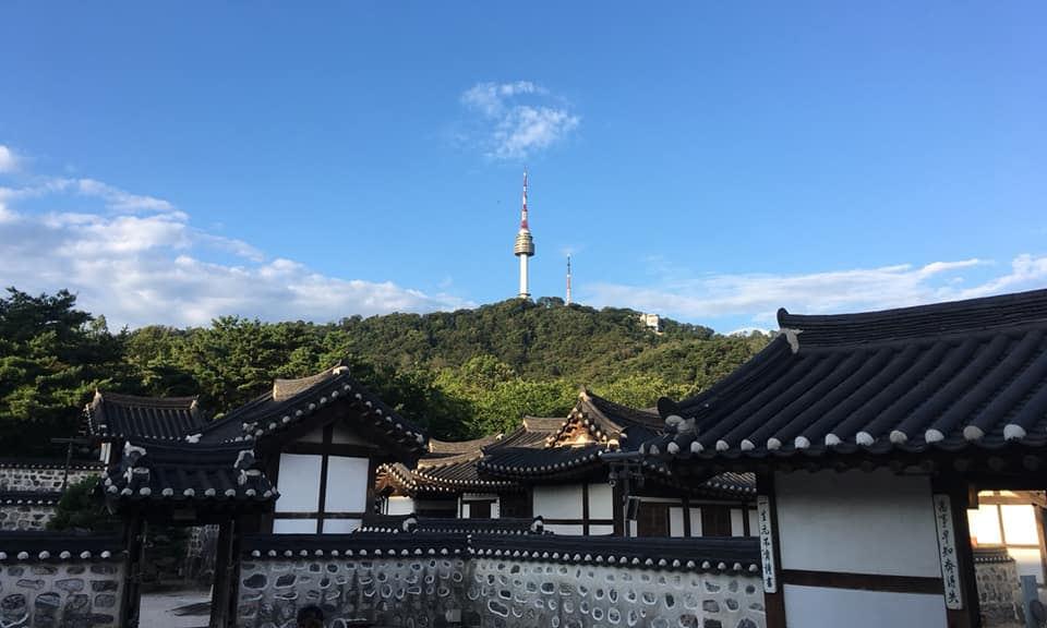 Namsangol Hanok Village   Jung-gu, Seoul