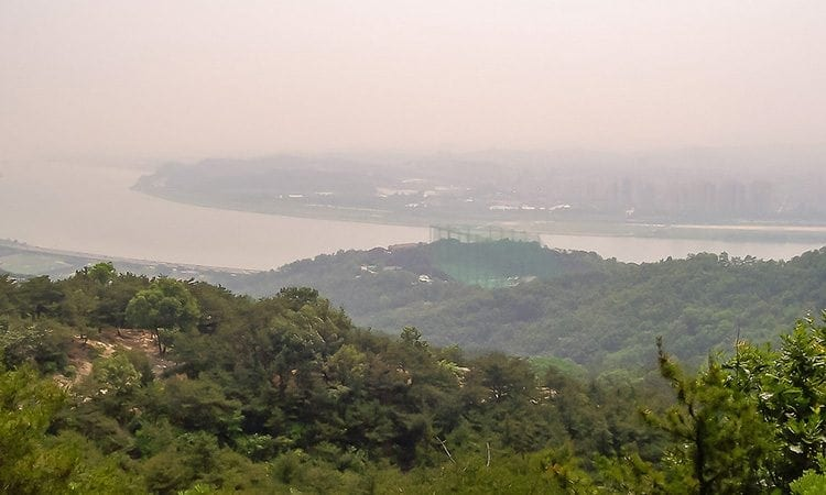 Achasan Mountain | Gwangjin-gu, Seoul