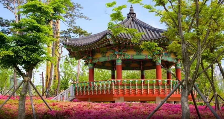 Busan Citizens Park | Busanjin-gu, Busan