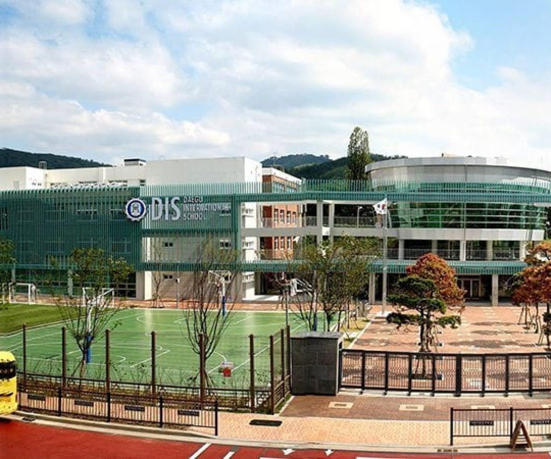 Daegu International School | Dong-gu, Daegu