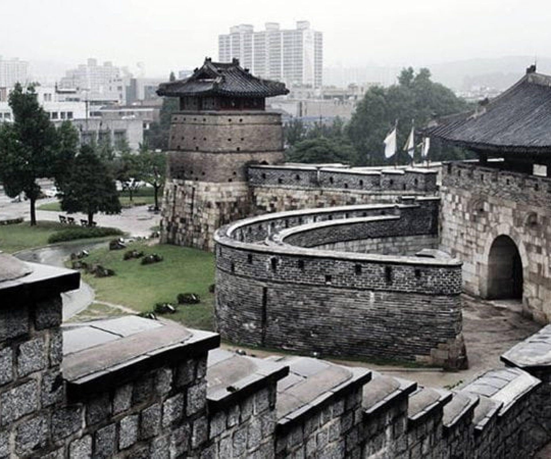 Hwaseong Fortress | Suwon, Gyeonggi-do