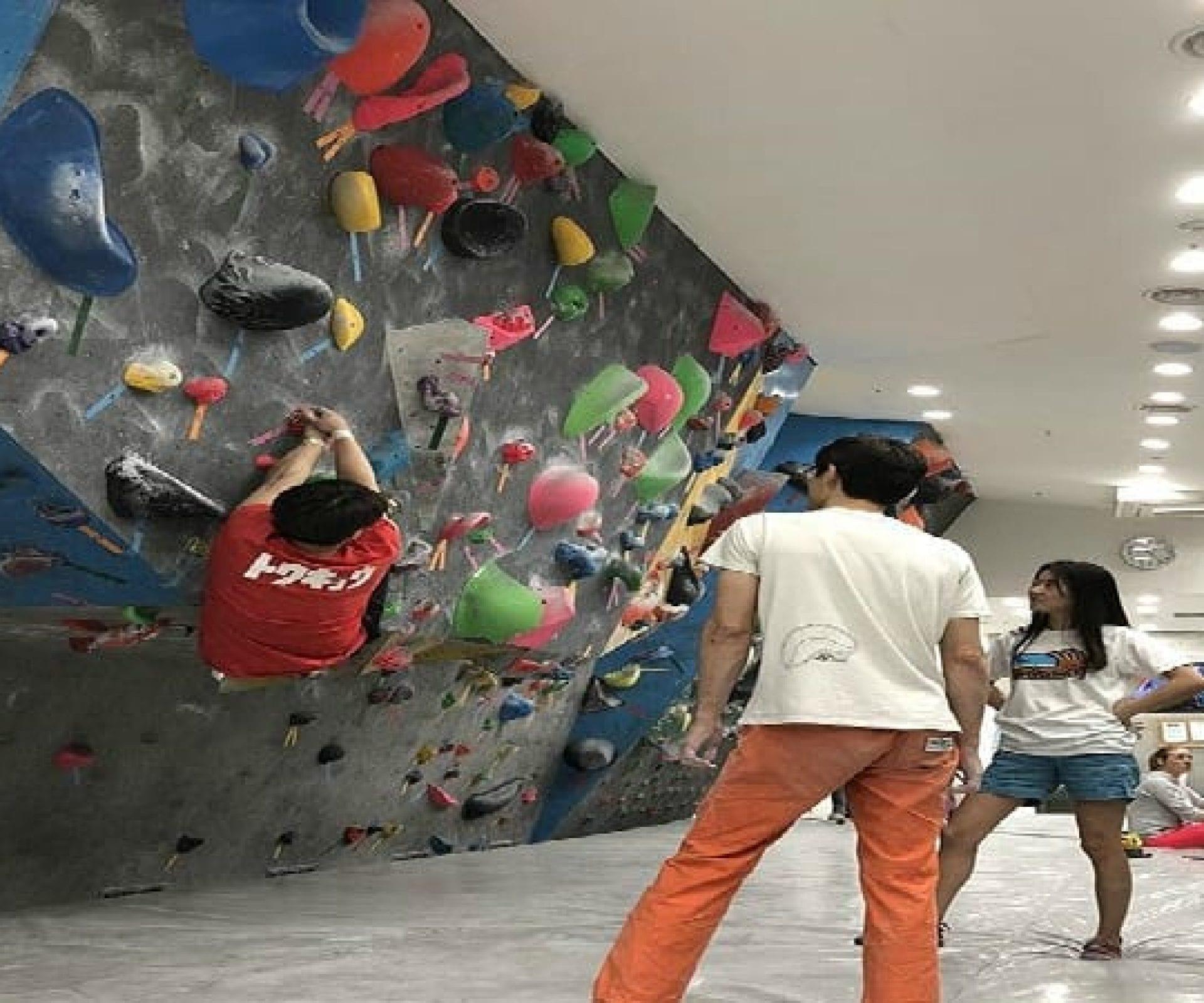 B.Bloc Urban Climbing Gym | Gangnam-gu, Seoul