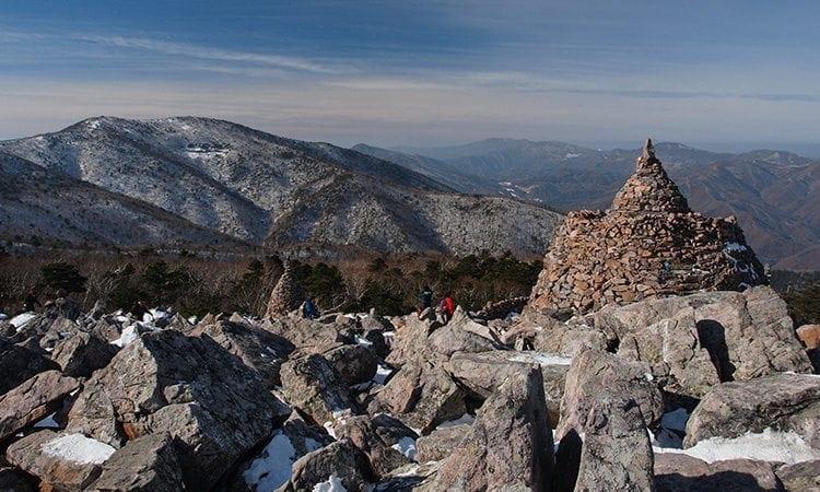 Taebaeksan Mountain | Taebaek-si, Gangwon-do