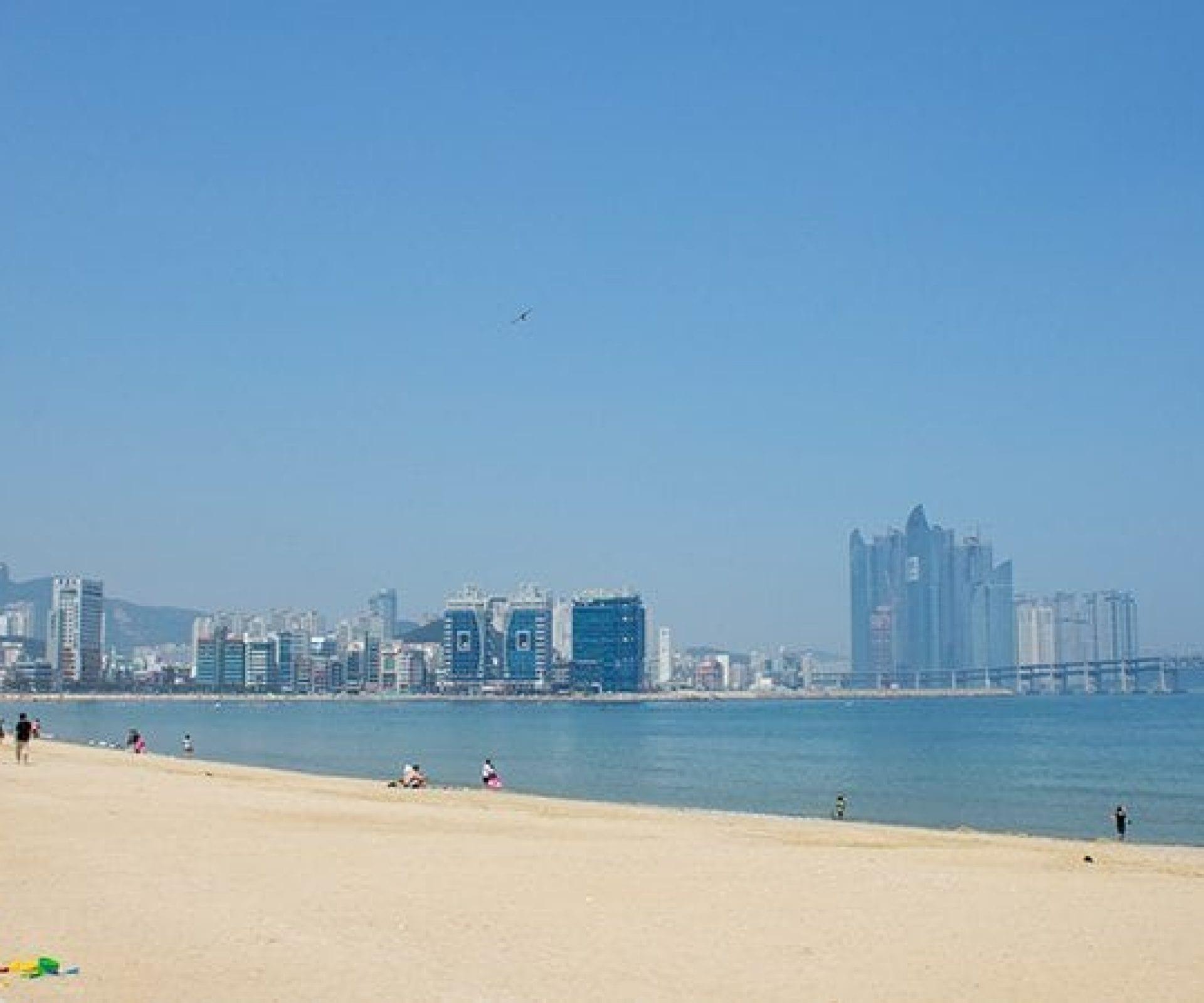 Gwangalli Beach | Suyeong-gu, Busan
