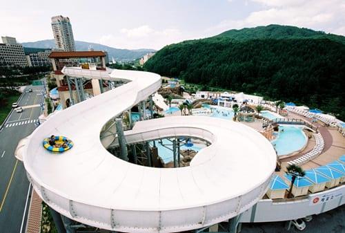 Blue Canyon Water Park | Pyeongchang-gun, Gangwon-do