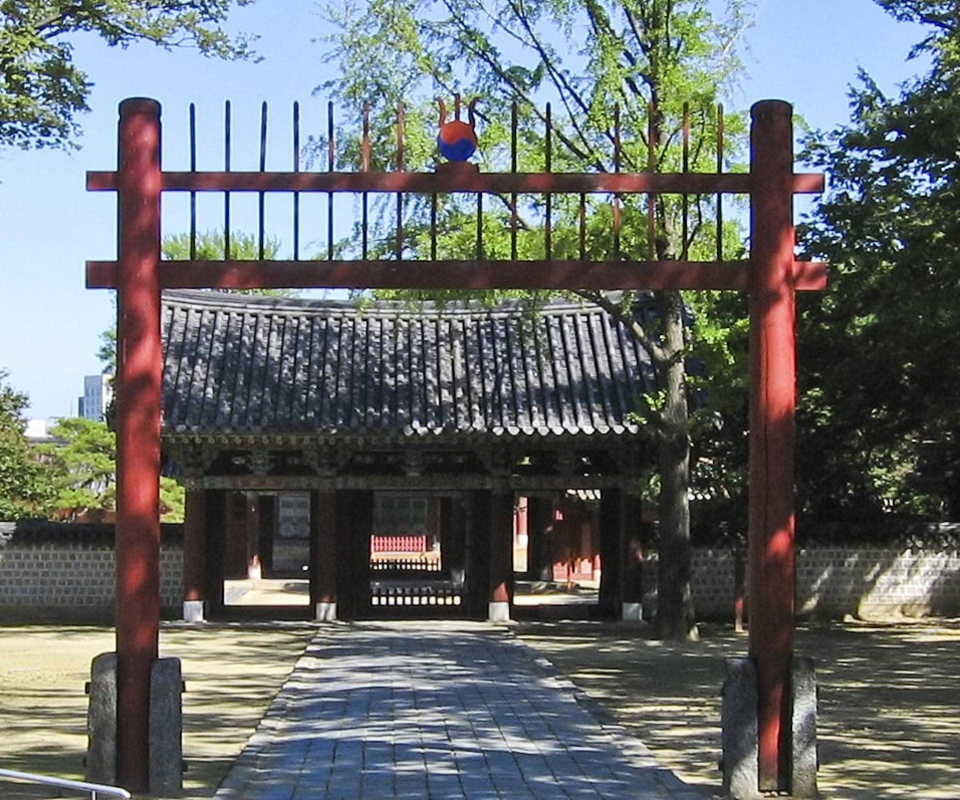 Gyeonggijeon Shrine | Wansan-gu, Jeollanam