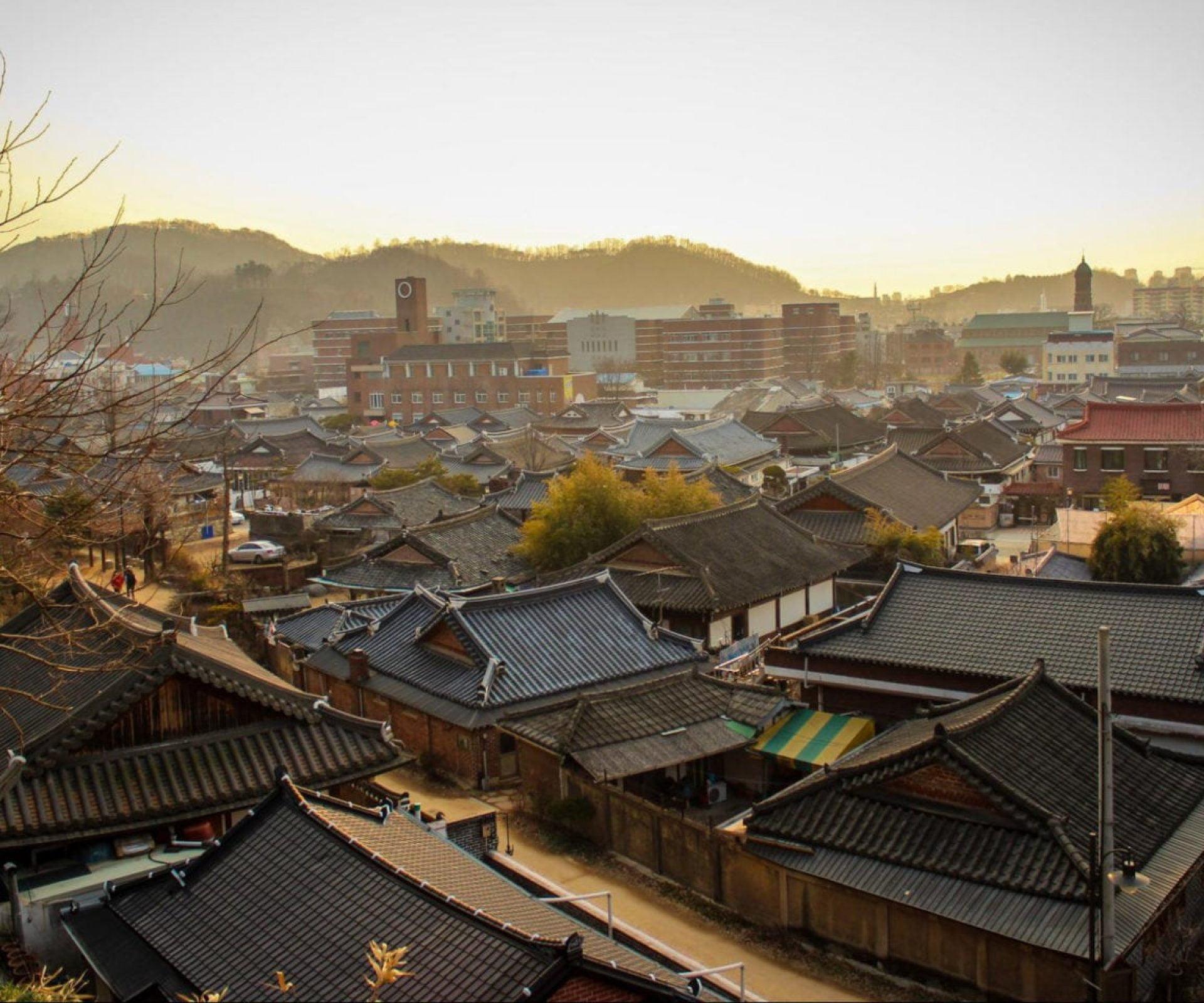 Jeonju Hanok Village | Wansan-gu, Jeollabuk-do