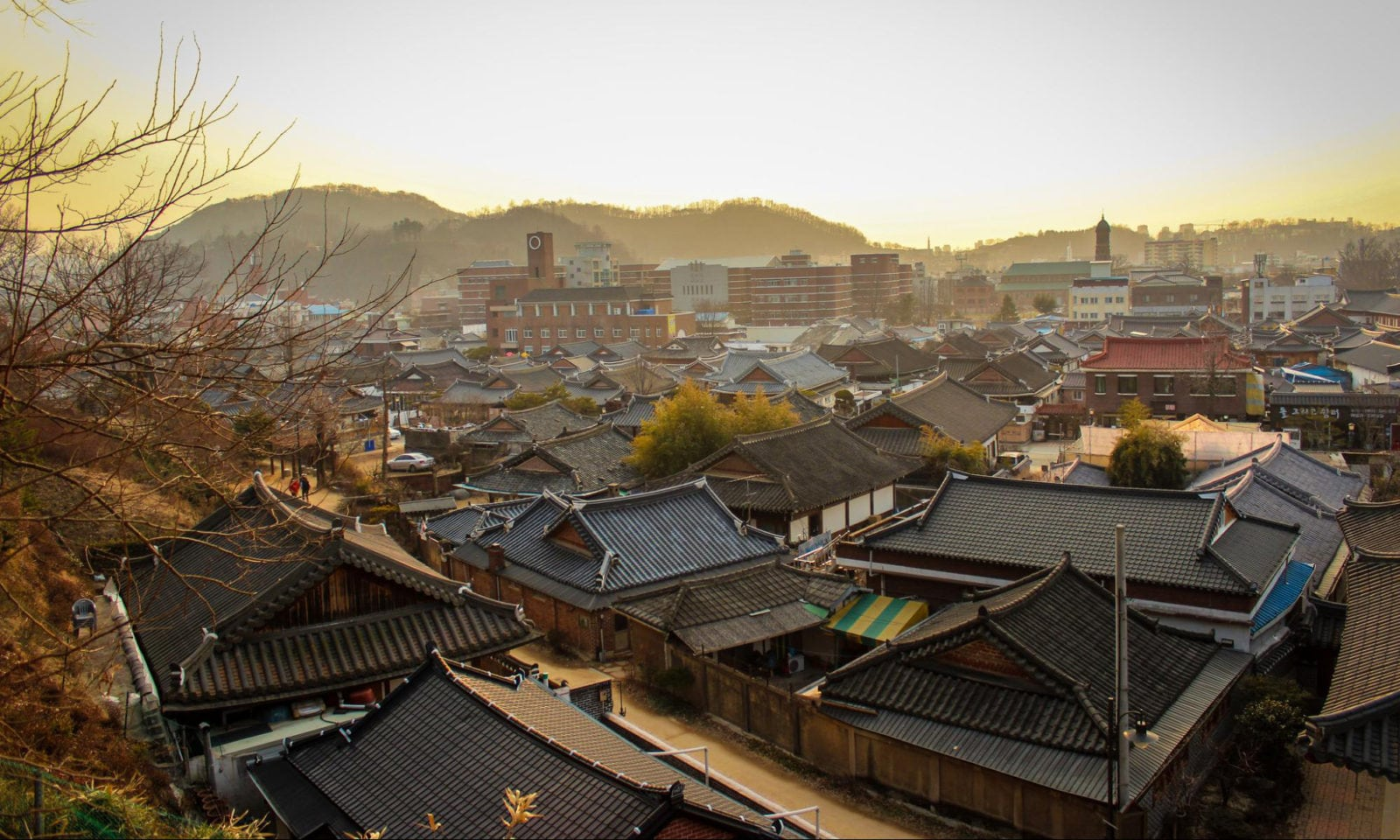Jeonju Hanok Village | Wansan-gu, Jeollabuk-do
