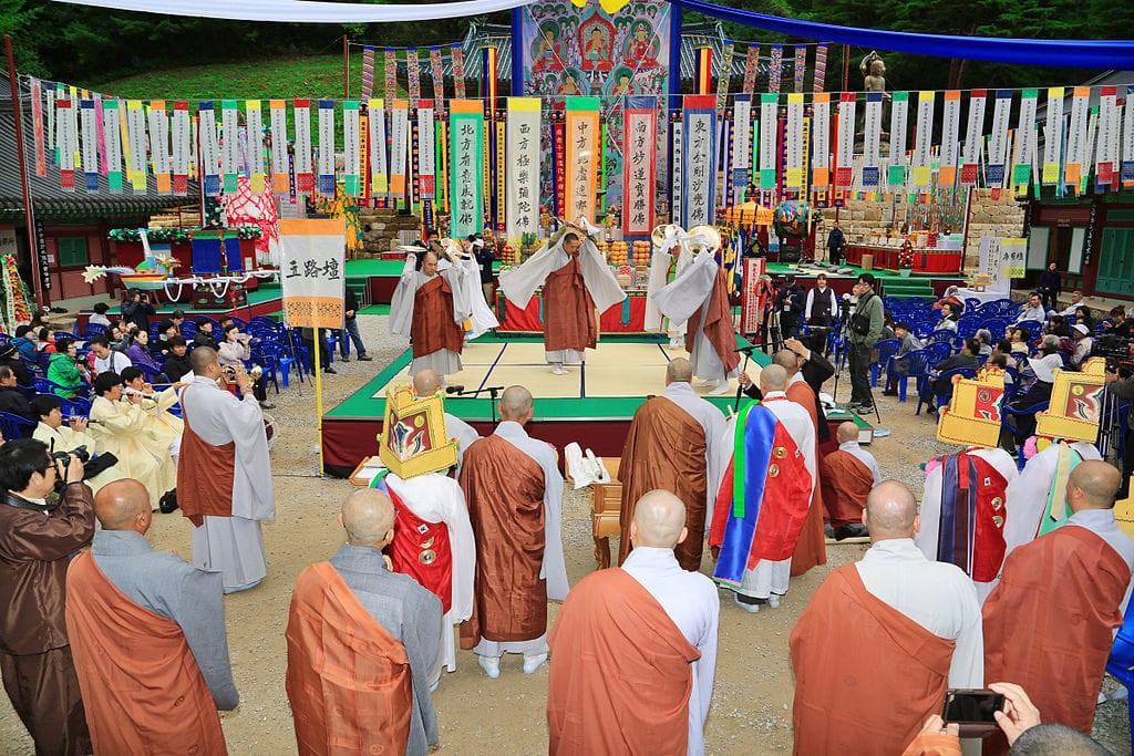 Samhwasa Temple Stay | Donghae-si, Gangwon-do
