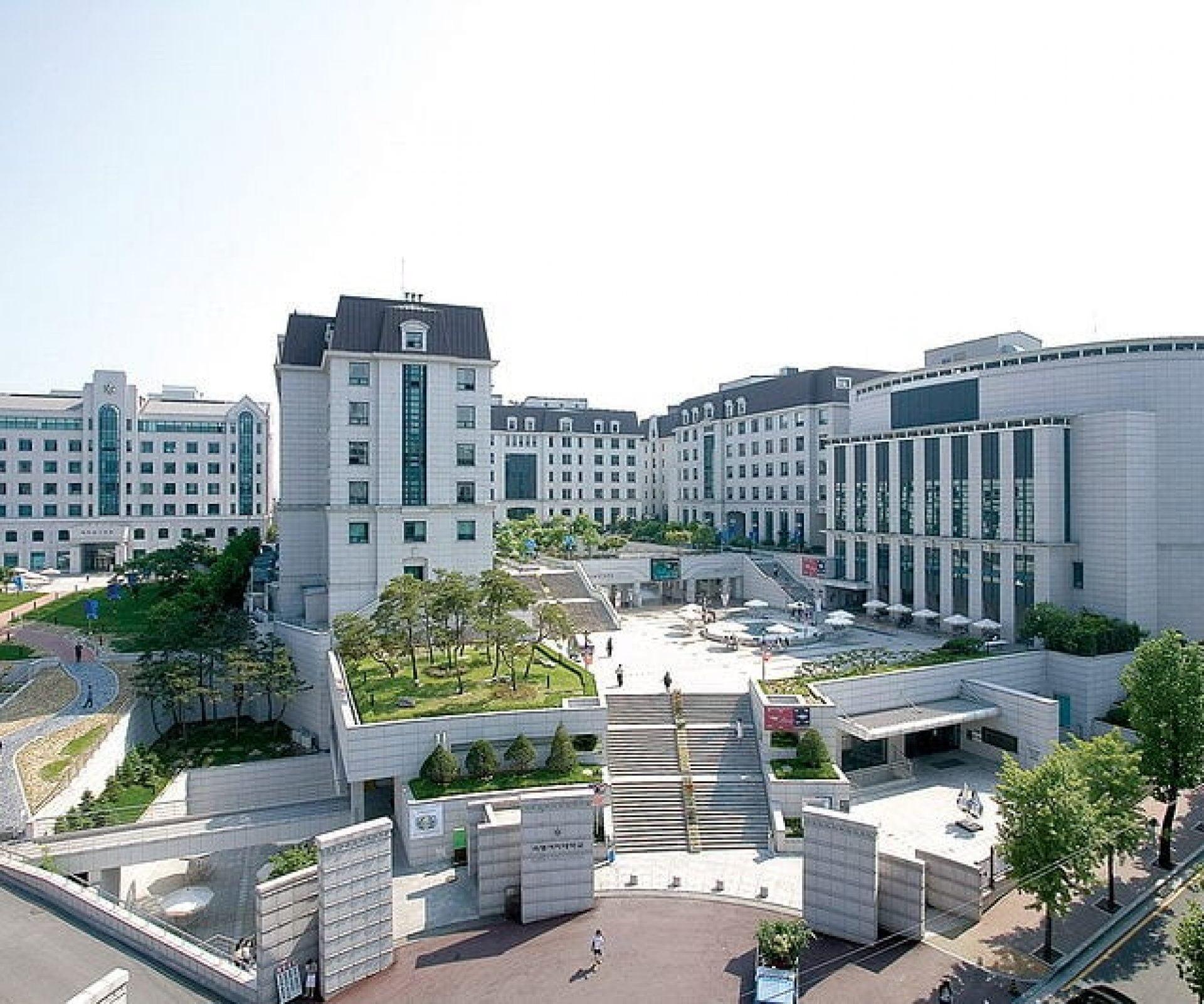 Sookmyung Women's University | Yongsan-gu, Seoul