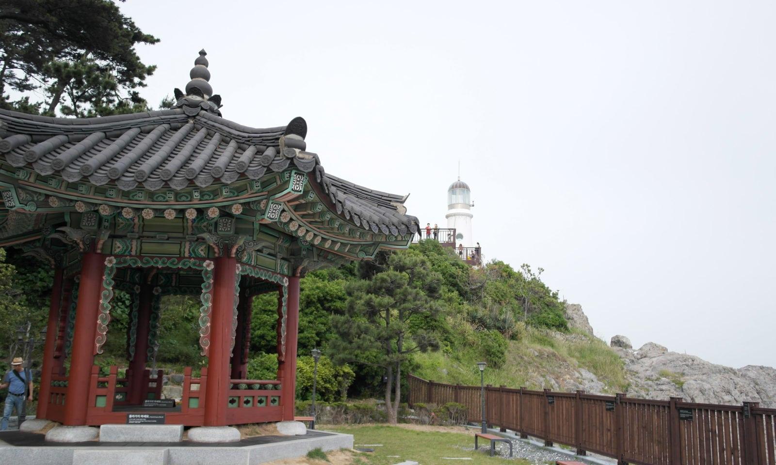 Haeundae Dongbaekseom Island   Haeundae-gu, Busan