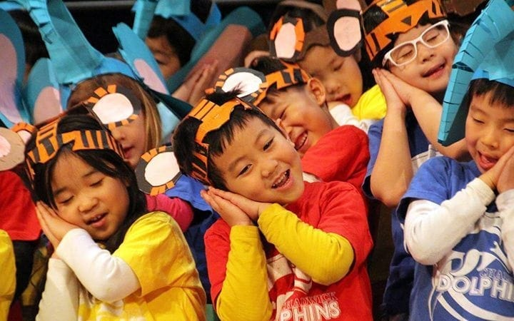 Chadwick International School | Songdo, Incheon