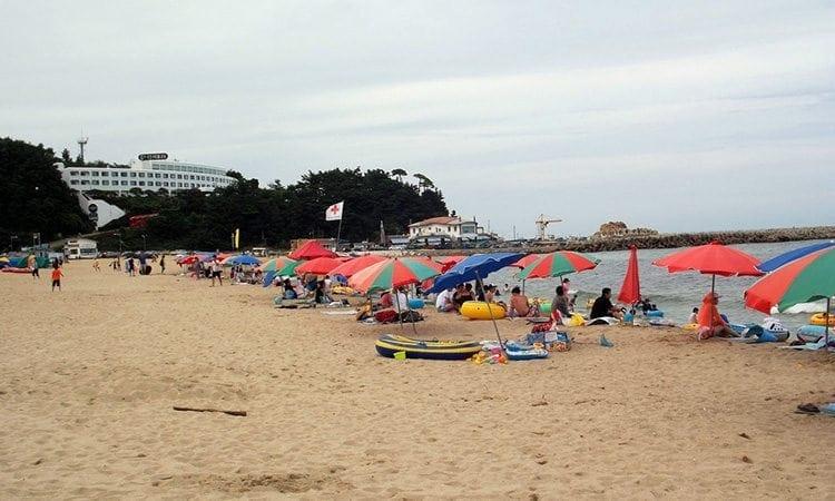 Naksan Beach | Ganghyeon-myeon, Gangwon-do