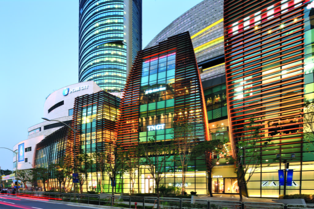 Daeseong D-Cube City   Guro-gu, Seoul