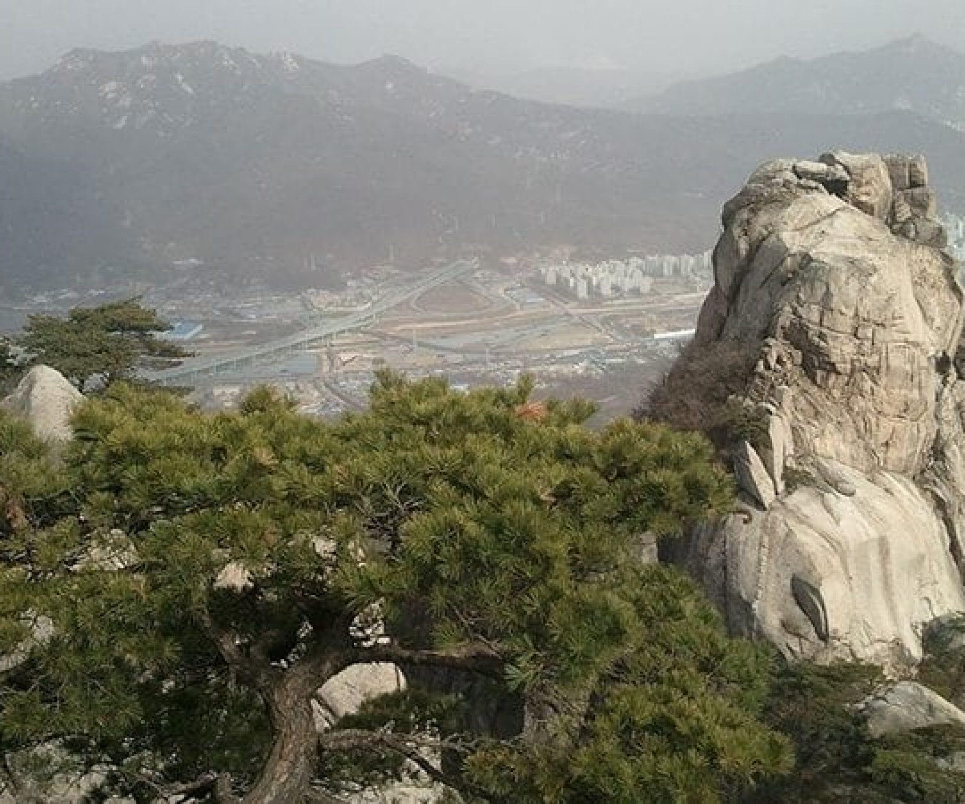 Bukhansan Mountain | Jongno-gu, Seoul