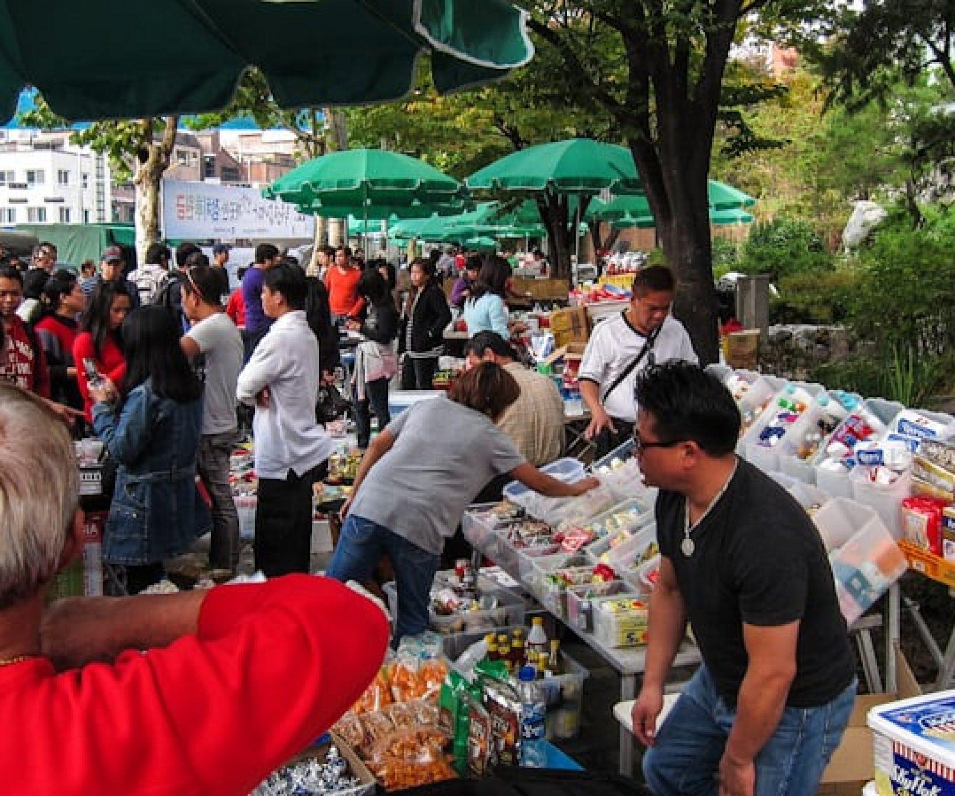 Daehangno Filipino Market | Jongno-gu, Seoul