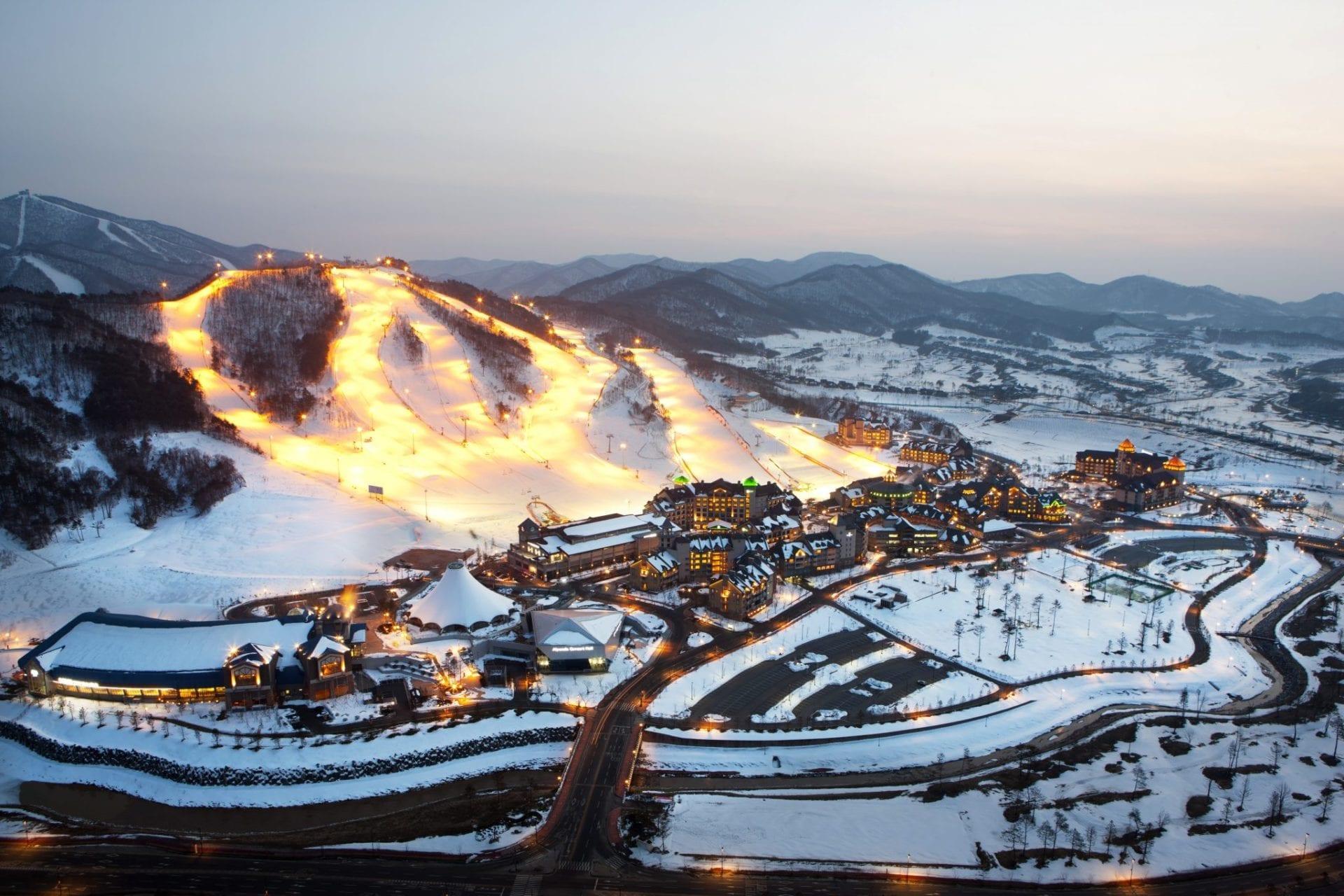 Alpensia Resort | Pyeongchang-gun, Gangwon-do