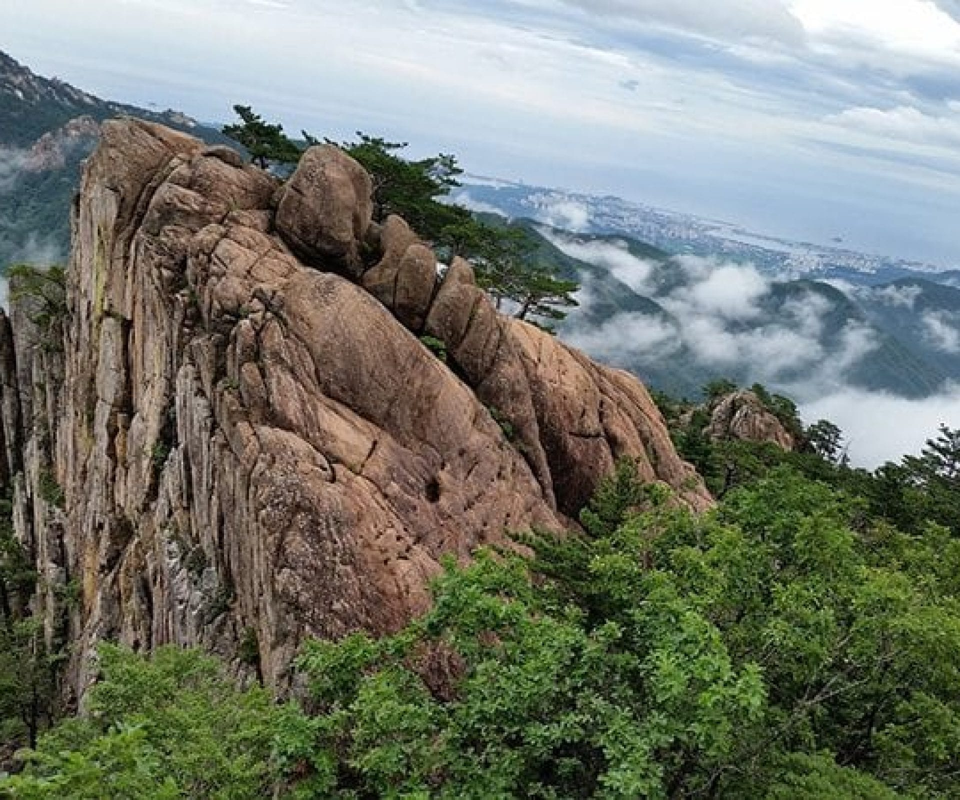 Seoraksan Mountain | Sokcho-si, Gangwon-do