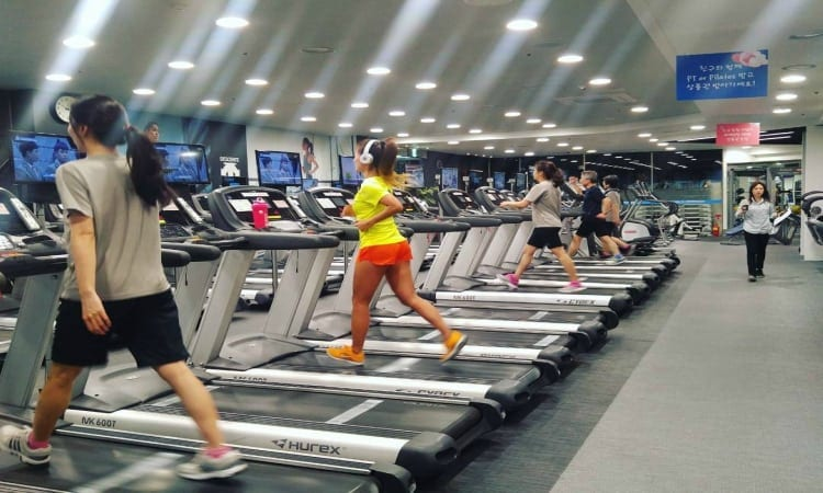 Body & Wellness Fitness Club | Jung-gu, Seoul