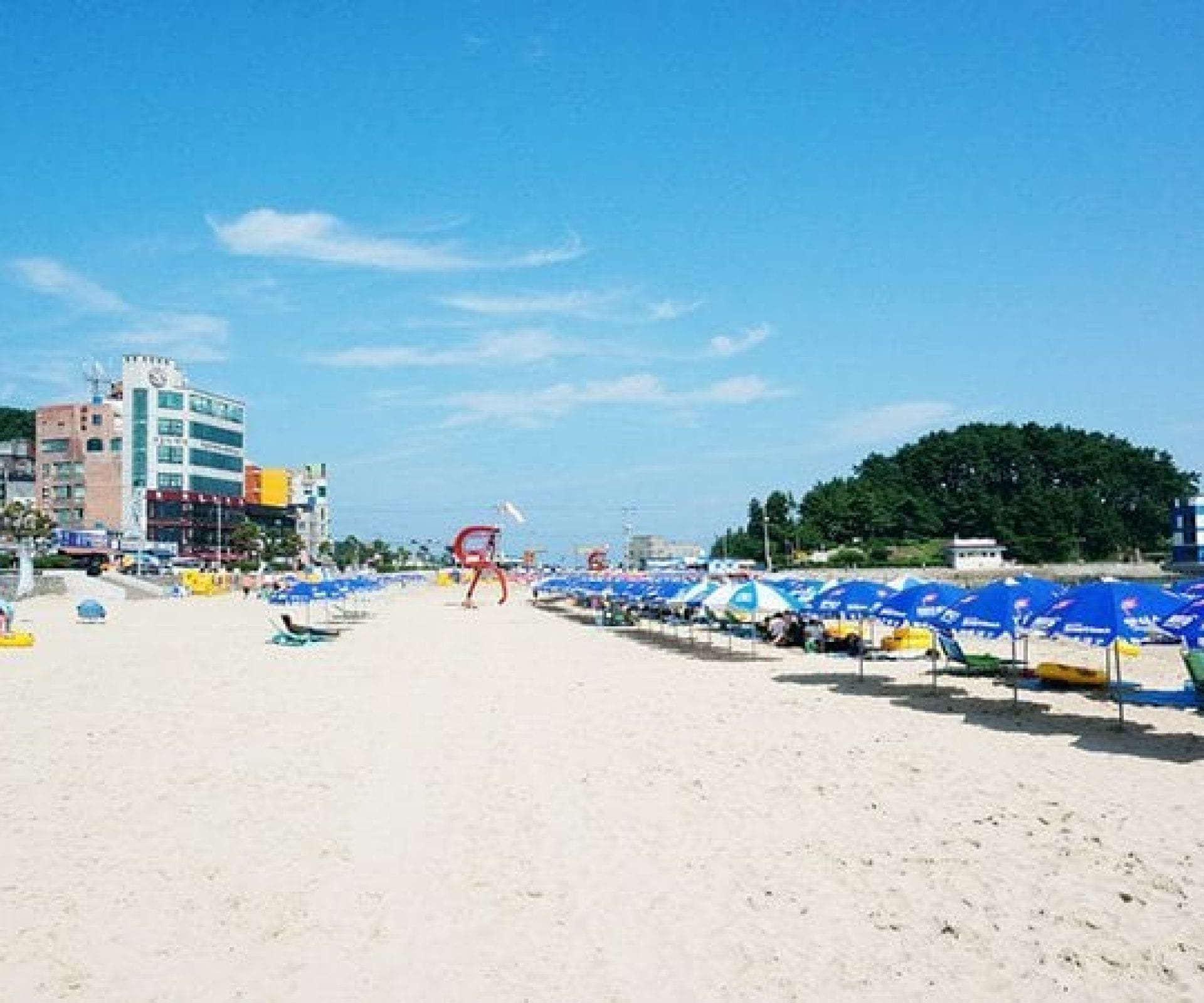 Songjeong Beach | Haeundae-gu, Busan