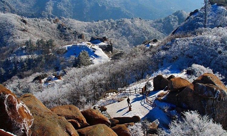 Songnisan Mountain | Boeun-gun, Chungcheongbuk-do