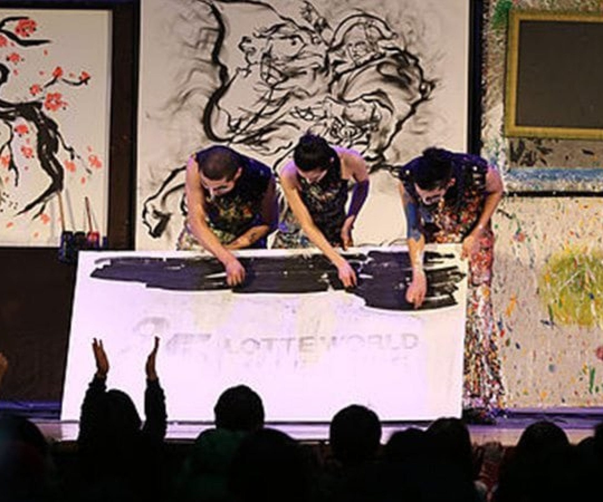 Original Drawing Show   Art & Painting Performance