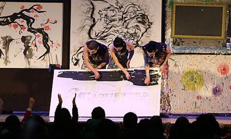 Original Drawing Show | Art & Painting Performance