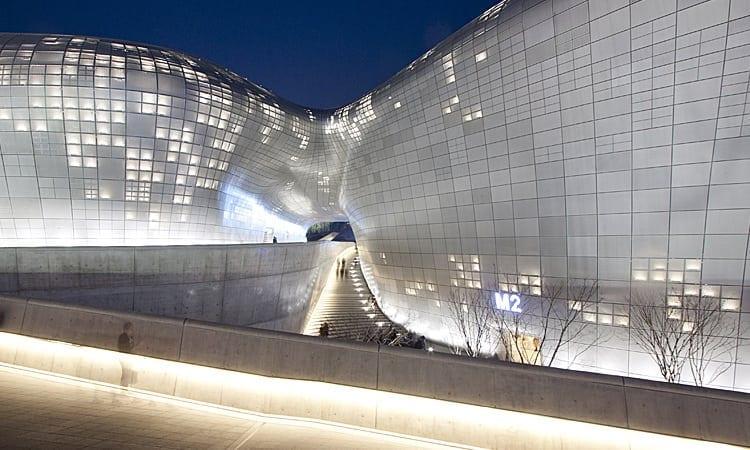 Dongdaemun Design Plaza | Jung-gu, Seoul
