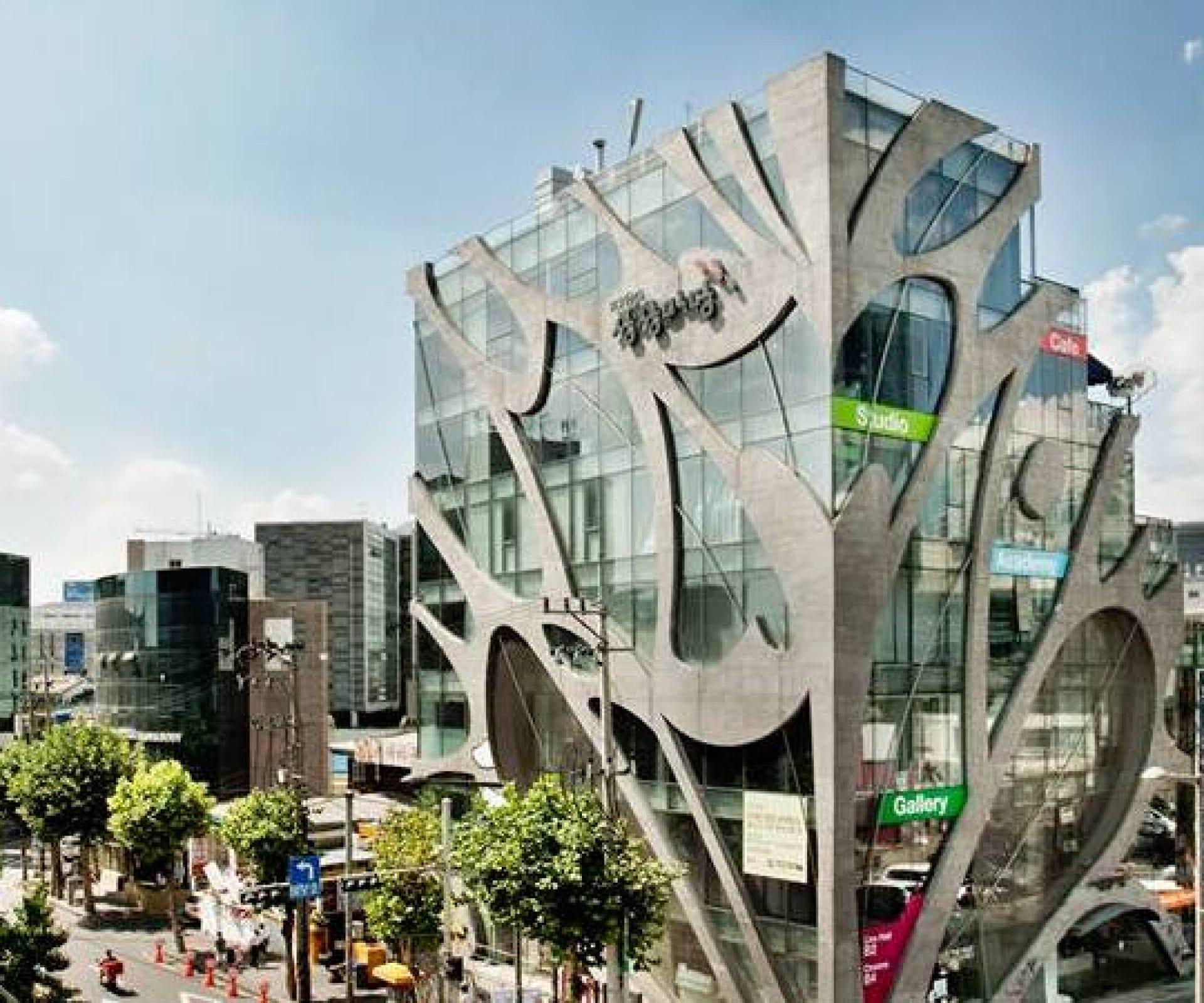 KT&G SangSang Madang   Mapo-gu, Seoul