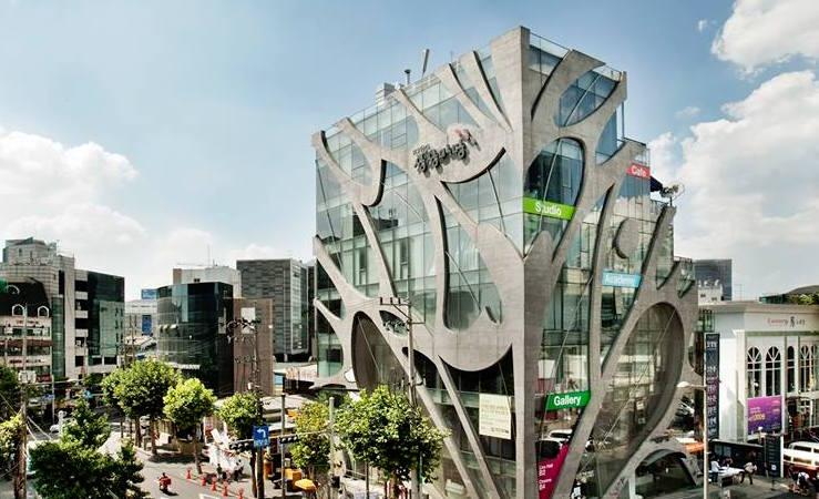 KT&G SangSang Madang | Mapo-gu, Seoul