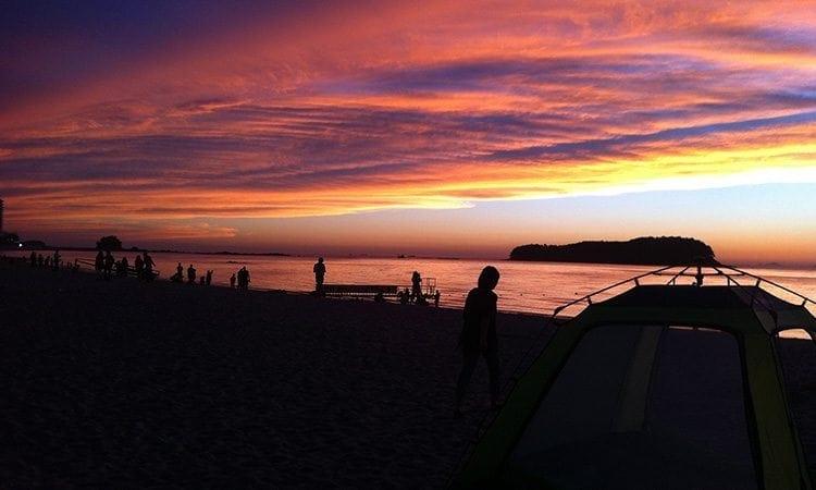 Muchangpo Beach | Ungcheon-eup, Chungcheongnam-do