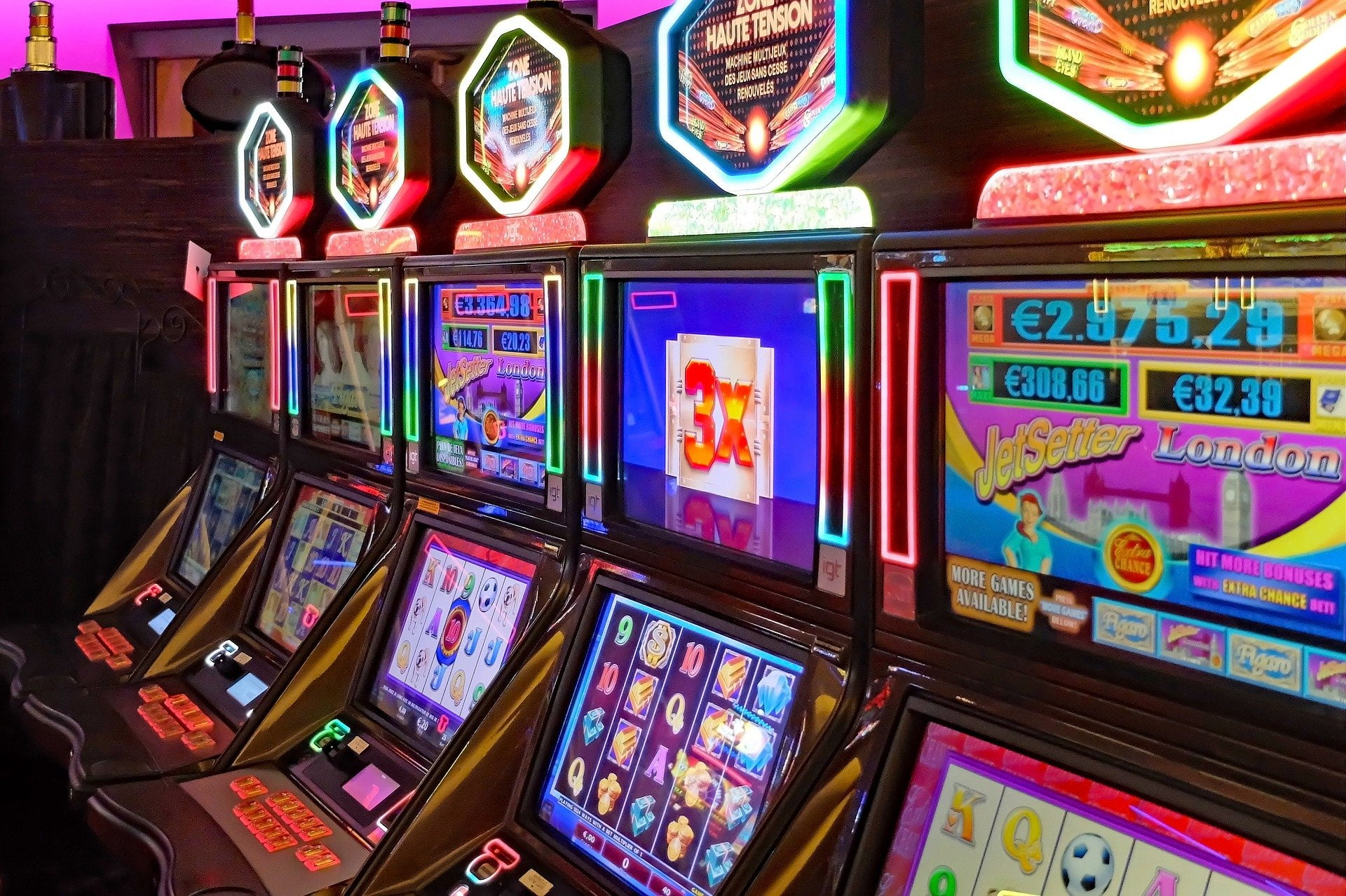 Seven Luck Casino | Gangnam COEX, Seoul