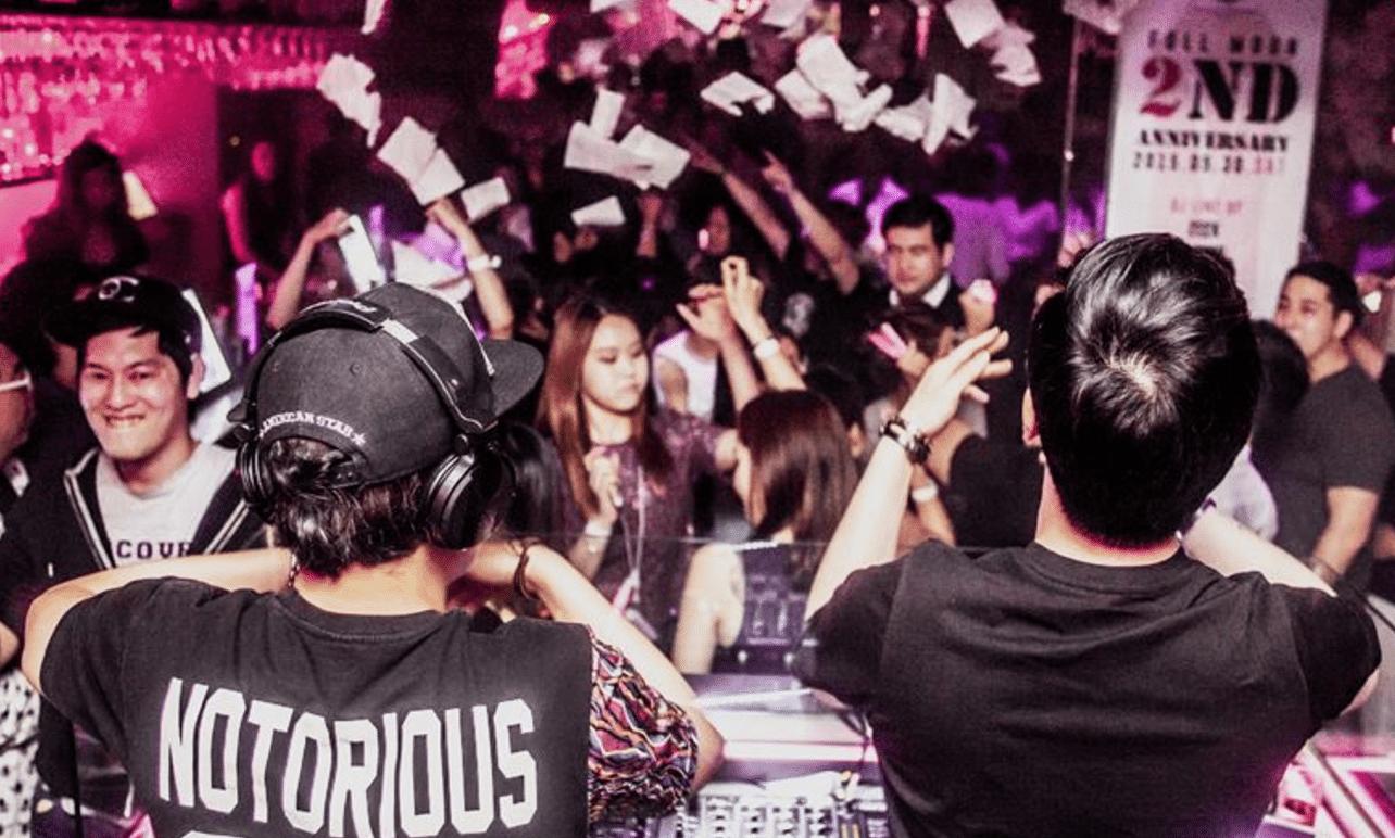 Club Fullmoon | Yongsan-gu, Seoul