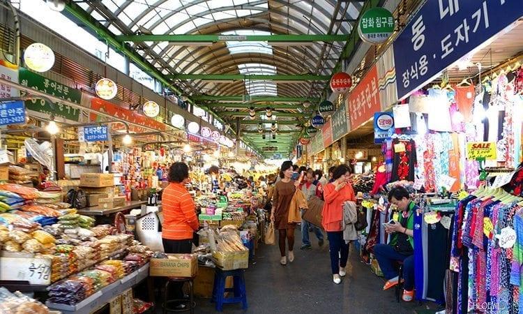 Gwangjang Market | Jongno-gu, Seoul