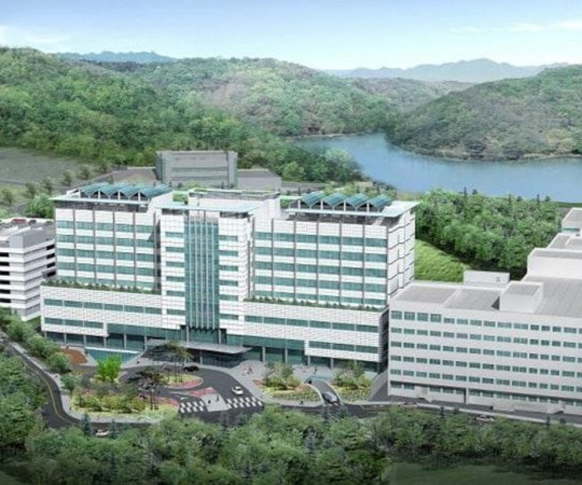 Ulsan University Hospital | Dong-gu, Ulsan