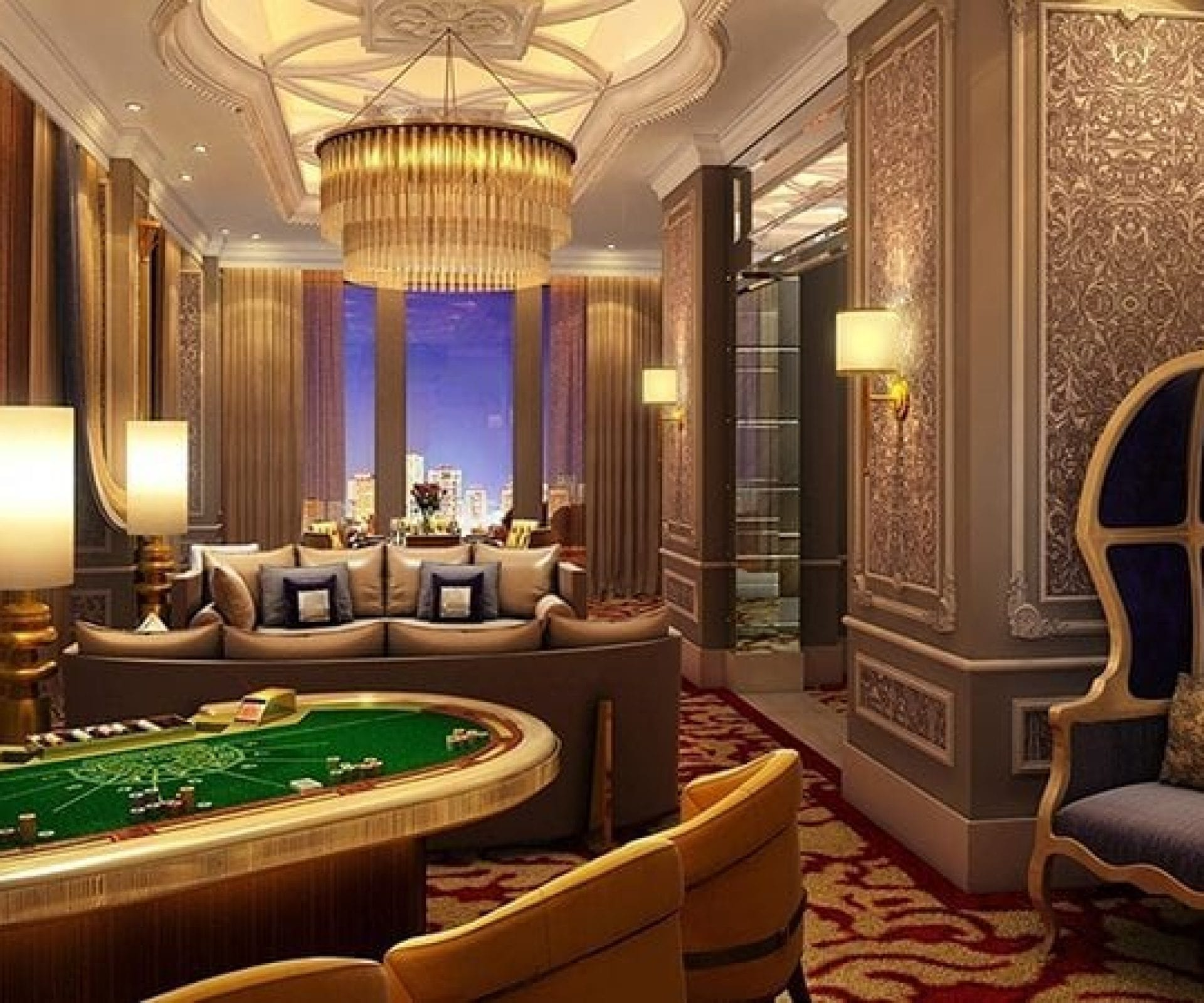 Paradise Casino | Paradise City, Incheon